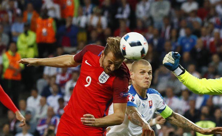 Στο 0-0 έμειναν Αγγλία-Σλοβακία