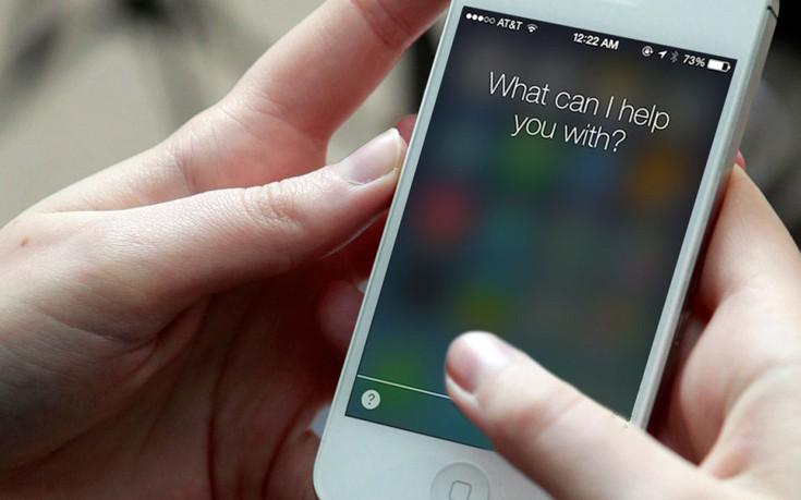 Συνεχίζει την εξέλιξη της Siri η Apple