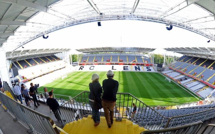 Το ιστορικό Stade Bollaert-Delelis της Λανς