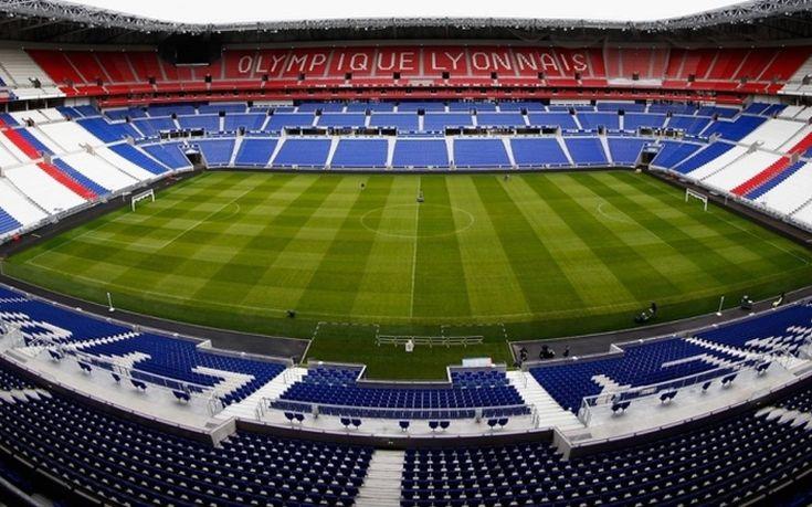 Το νέο γήπεδο της Λυών
