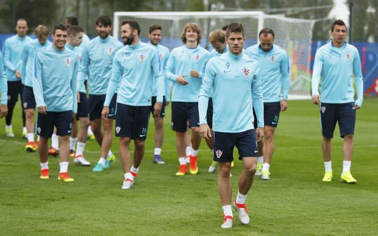 Το ρόστερ της Κροατίας για το Euro 2016