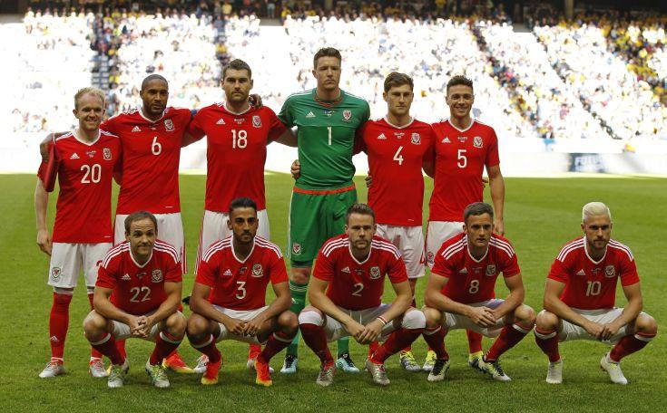 Το ρόστερ της Ουαλίας για το Euro 2016
