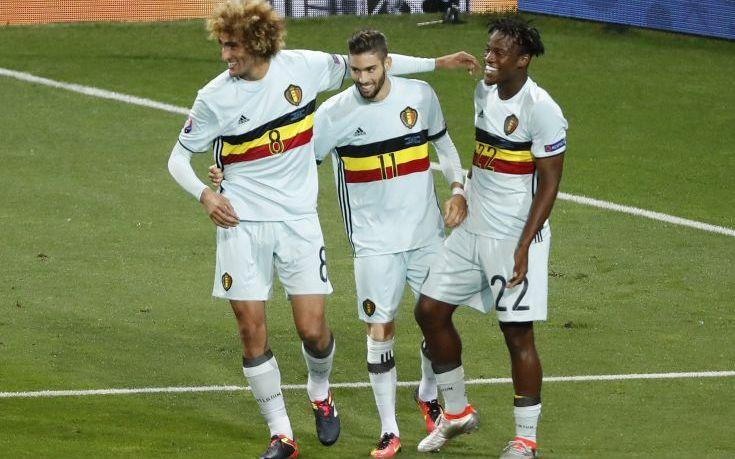 Το Βέλγιο πέταξε φωτιές και για τους «8»