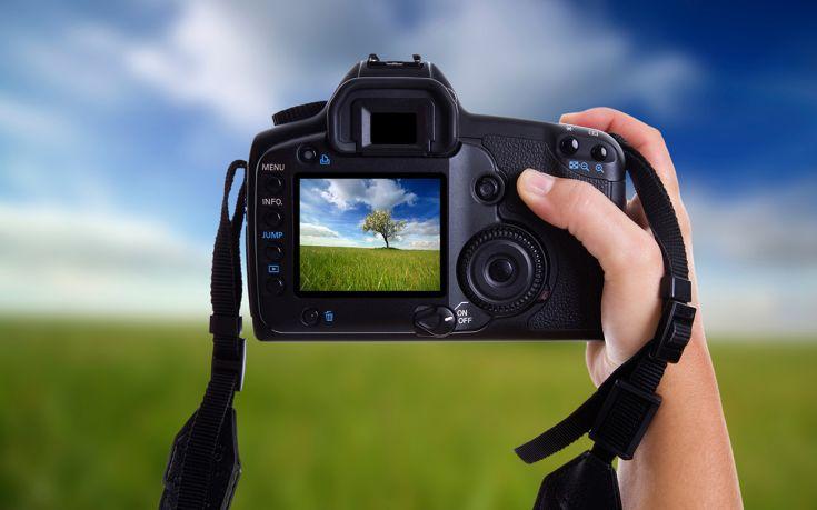 Τραβήξτε φωτογραφίες, κάνει καλό