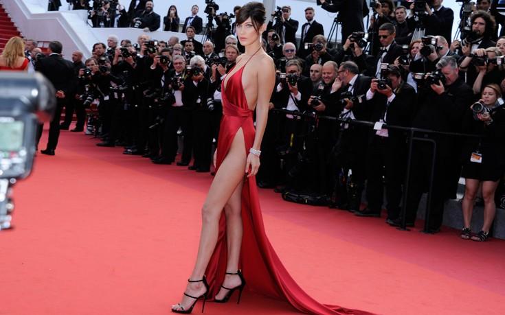 Πρέσβειρα ομορφιάς της σειράς μακιγιάζ του Dior η Bella Hadid