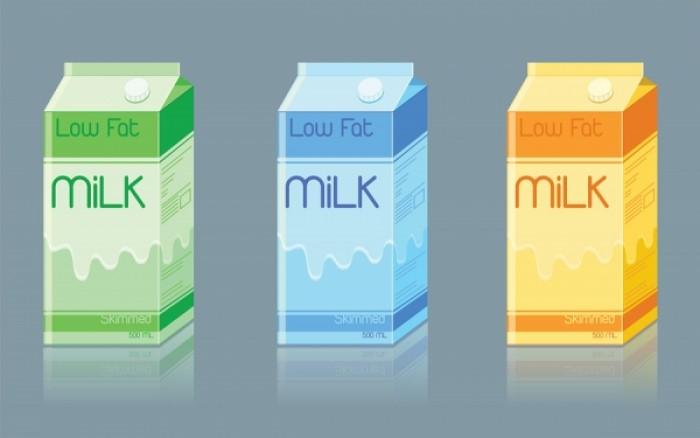 Μπορεί το γάλα να ρίξει την πίεση;