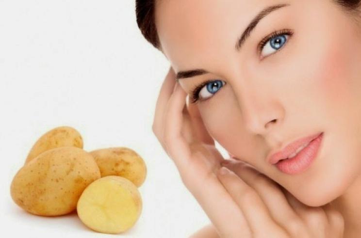 Εννέα χρήσεις της πατάτας για την ομορφιά