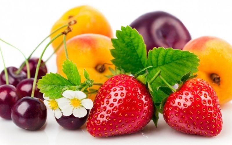 Καλοκαιρινά φρούτα: Θερμίδες και θρεπτικά συστατικά