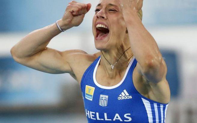 Κινδυνεύει να χάσει τους Ολυμπιακούς Αγώνες η Νικόλ Κυριακοπούλου