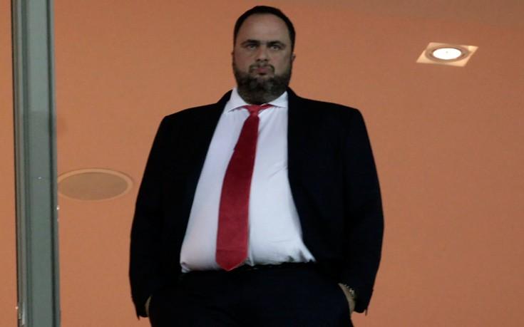 Μαρινάκης στους παίκτες: Αν δεν προκριθείτε, μη γυρίσετε