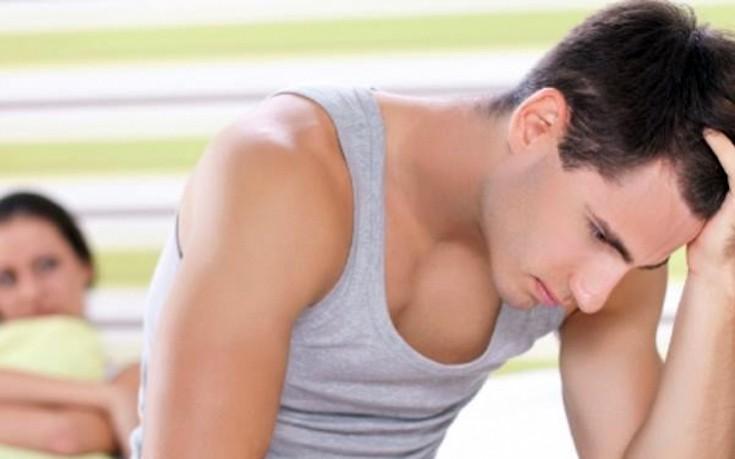 Τέσσερα πράγματα που μειώνουν την ανδρική λίμπιντο