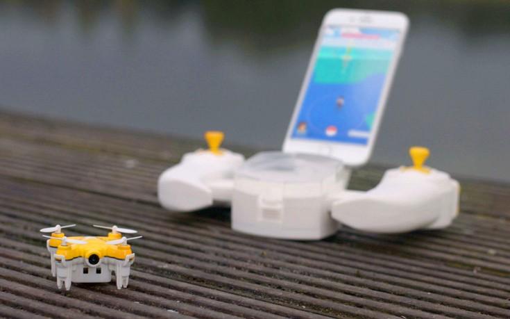 Drones σε απόλυτα παλαβές χρήσεις