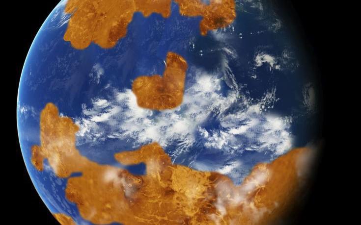 Η Αφροδίτη μπορεί κάποτε να ήταν κατοικήσιμη σαν τη Γη