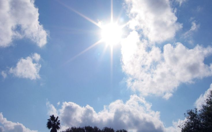 Ο καιρός σήμερα, 30 Αυγούστου