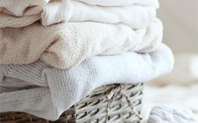 Συμβουλές για ολόλευκα λευκά ρούχα