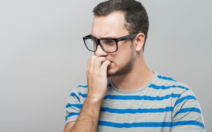 Το να τρως τα νύχια σου κάνει… καλό