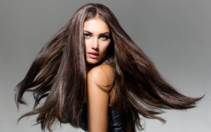 Αποκτήστε πλούσια μαλλιά με αιθέρια έλαια