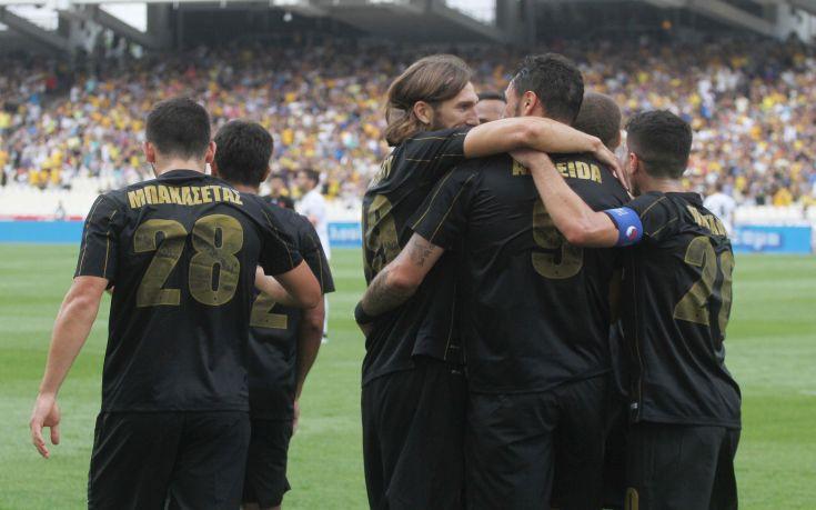 «Φουριόζα» η ΑΕΚ στην πρεμιέρα του πρωταθλήματος