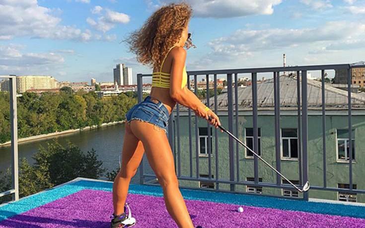 Η «βασίλισσα» του twerking Katya Klimukova