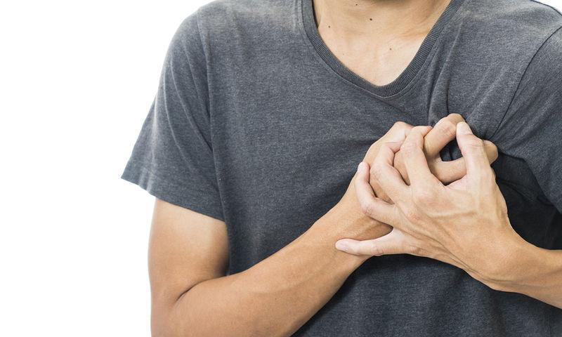 Πρόβλημα στην καρδιά Έξι παράδοξα προειδοποιητικά σημάδια