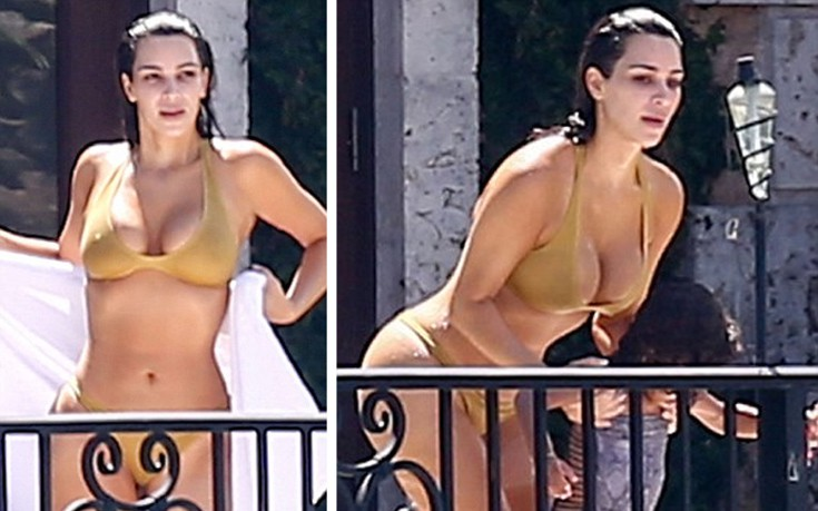 Τα πληθωρικά προσόντα της Kim Kardashian σε πρώτο πλάνο