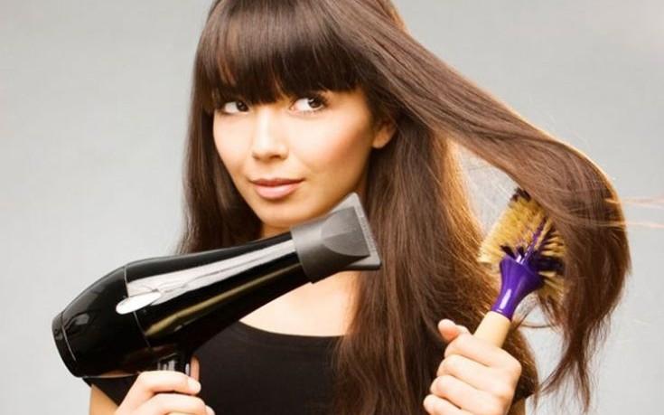 Τι μπορείτε να κάνετε με ένα πιστολάκι εκτός από το στέγνωμα των μαλλιών