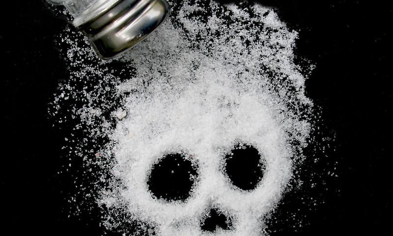 Αλάτι Πόσο αυξάνει τον κίνδυνο πρόωρου θανάτου