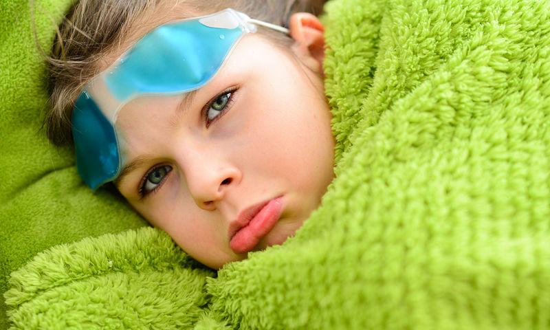 Φθινοπωρινές ιώσεις Πιο ευάλωτος ο οργανισμός των παιδιών