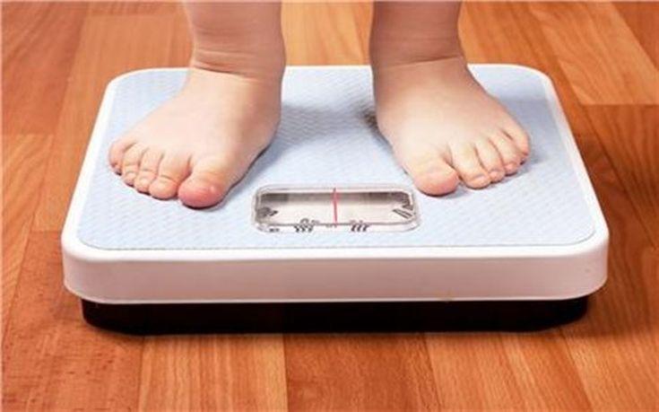 Παιδική παχυσαρκία, μια ωρολογιακή βόμβα και για την Ελλάδα