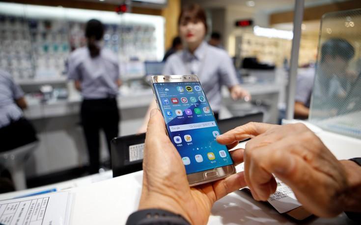 Τι πρέπει να κάνουν οι Έλληνες που αγόρασαν Samsung Galaxy Note7