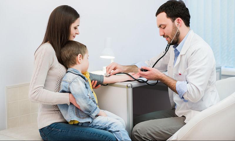 Υπέρταση Οι επιπτώσεις στον εγκέφαλο παιδιών και εφήβων