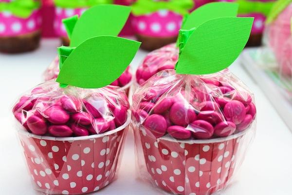 Apple of my eye themed birthday party via Karas Party Ideas karaspartyideas.com girl party idea apple pink birthday 22