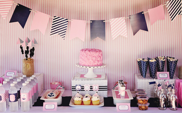 Girls Party Ideas 14
