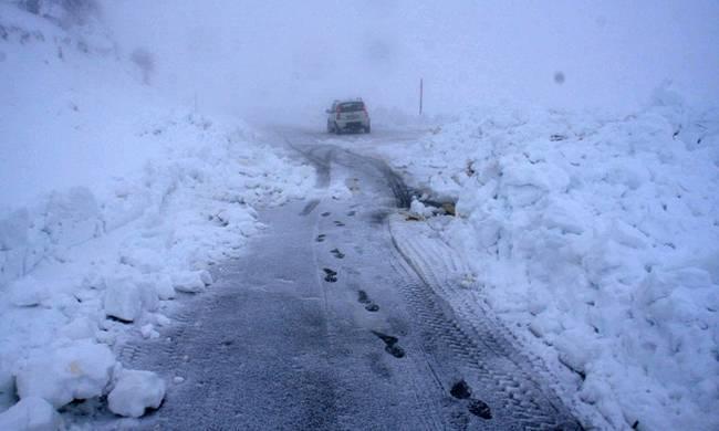 Καιρός Ο χειμώνας έρχεται  Ραγδαία πτώση της θερμοκρασίας και χιόνια ακόμα και στην Αττική