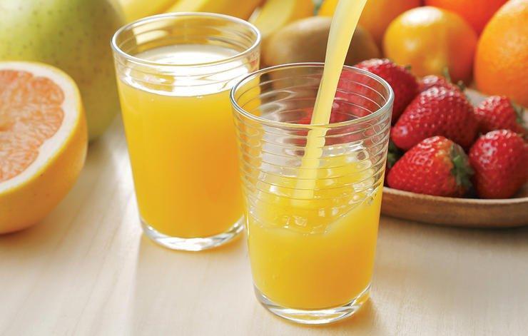 2 foods make you hungrier fruit juice