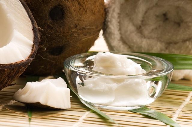 bigstock Coconut And Coconut Oil 13620398
