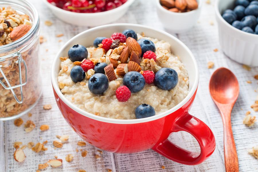 oatmeal berries