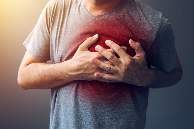 θρομβος στην καρδια