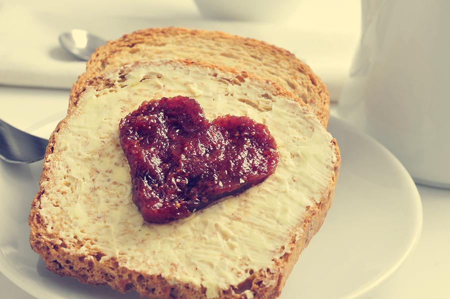 breakfast heart
