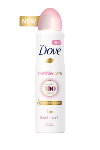 Dove Invisible Floral Touch Spray 150ml