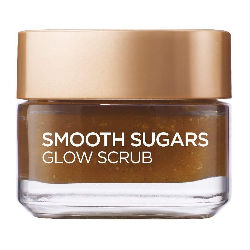 L Oreal Paris Smooth Sugars Glow Scrub