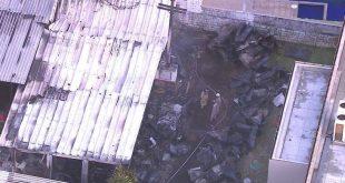 Τραγωδία στη Βραζιλία με δέκα νεκρούς από φωτιά σε προπονητικό κέντρο