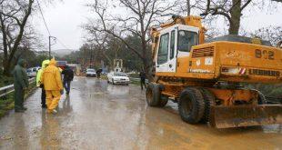 Γιατί πνίγηκε από τη βροχή η Κρήτη