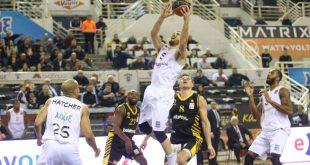 Σύγκρουση «δικεφάλων» στους «16» του Basketball Champions League