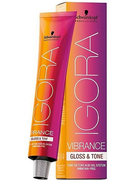 Schwarzkopf IGORA VIBRANCE GLOSS TONE Hair Color