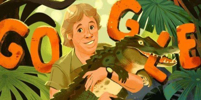 Τον…«Κροκοδειλάκια» τιμά η Google με το σημερινό της doodle