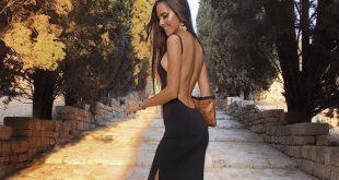Η Ευτυχία Λαζάρου είναι η αποθέωση της μεσογειακής ομορφιάς