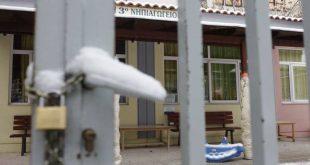 Κλειστά σχολεία την Παρασκευή στα Χανιά από την κακοκαιρία