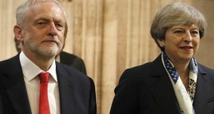 Νέα συνάντηση Μέι - Κόρμπιν για το Brexit