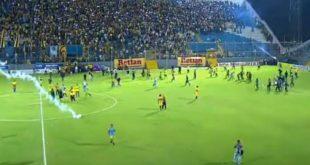 Μόνο στην Ονδούρα έχει καταγραφεί ανάλογη εξέλιξη με αυτήν στη Super League